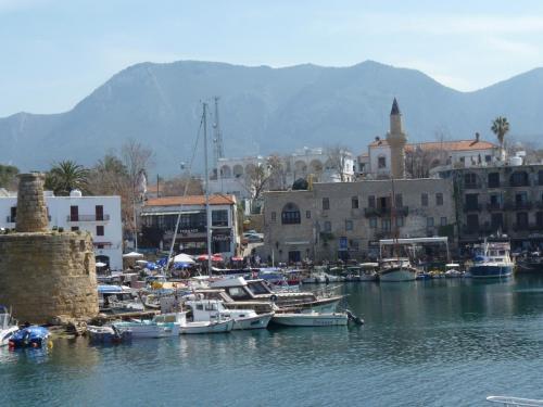 Kyrenia view