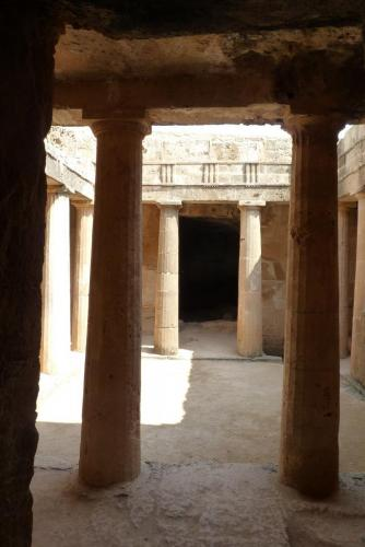 Royal Tombs Paphos