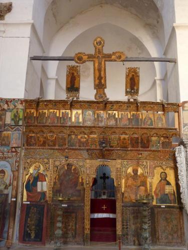 St Bernabas Iconostasis