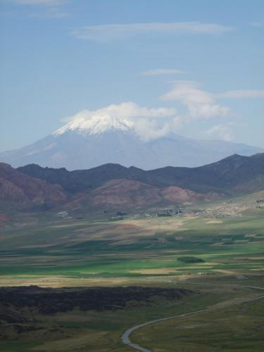 Road to Ararat